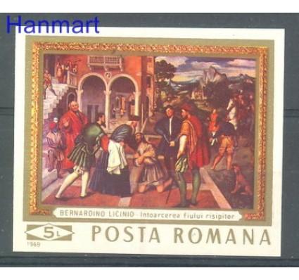 Znaczek Rumunia 1969 Czyste **