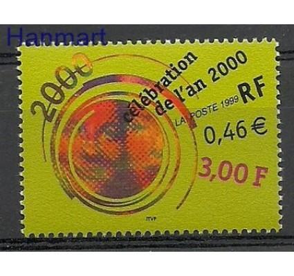 Francja 1999 Mi 3401 Czyste **