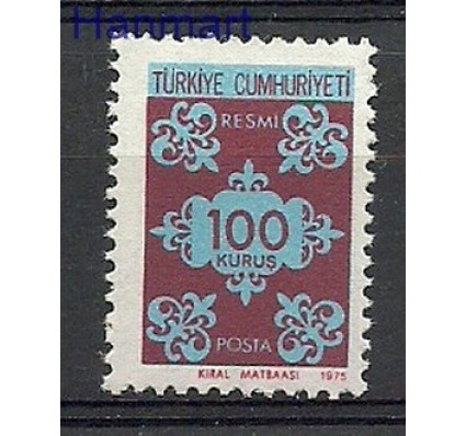 Znaczek Turcja 1975 Mi die 140 Czyste **