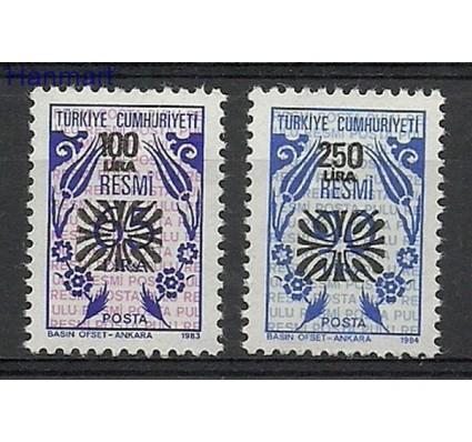 Turcja 1991 Mi die 192-193 Czyste **