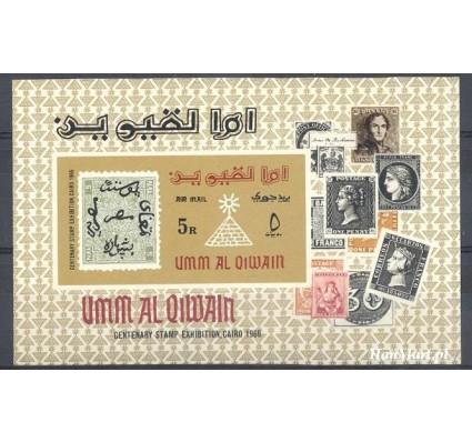 Umm Al Qiwain 1966 Mi bl 3B Czyste **