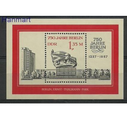NRD / DDR 1987 Mi bl 89 Czyste **