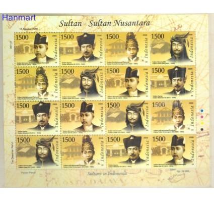 Znaczek Indonezja 2006 Mi 2478-2481 Czyste **
