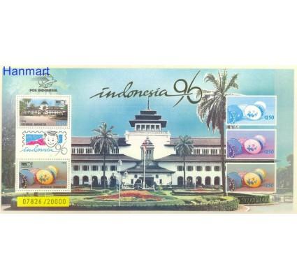 Znaczek Indonezja 1996 Mi bl 107 Czyste **