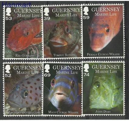 Znaczek Guernsey 2013 Mi 1409-1414 Czyste **