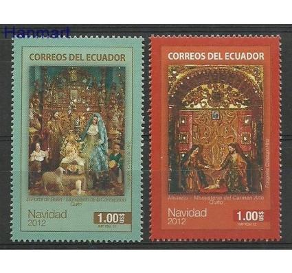 Znaczek Ekwador 2012 Czyste **