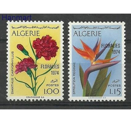 Algieria 1974 Mi 628-629 Czyste **