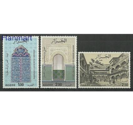 Znaczek Algieria 1975 Mi 669-671 Czyste **