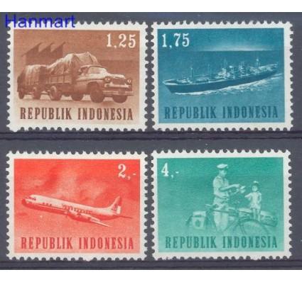Znaczek Indonezja 1964 Mi 435-438 Czyste **
