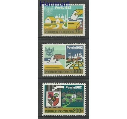 Znaczek Indonezja 1982 Mi 1045-1047 Czyste **