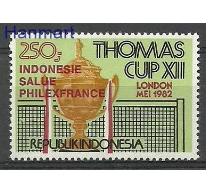 Znaczek Indonezja 1982 Czyste **