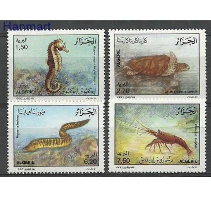 Znaczek Algieria 1992 Mi 1078-1081 Czyste **