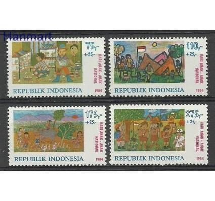 Znaczek Indonezja 1984 Mi 1135-1138 Czyste **