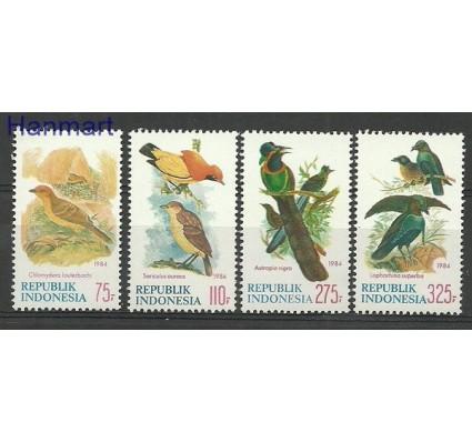 Znaczek Indonezja 1984 Mi 1154-1157 Czyste **