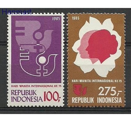 Indonezja 1985 Mi 1163-1164 Czyste **