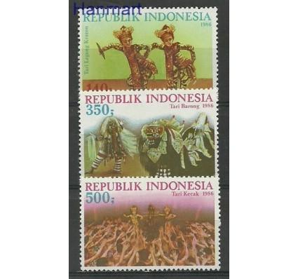 Znaczek Indonezja 1986 Mi 1205-1207 Czyste **