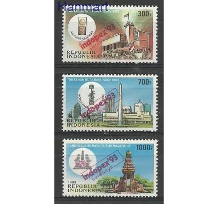 Znaczek Indonezja 1993 Mi 1462-1464 Czyste **