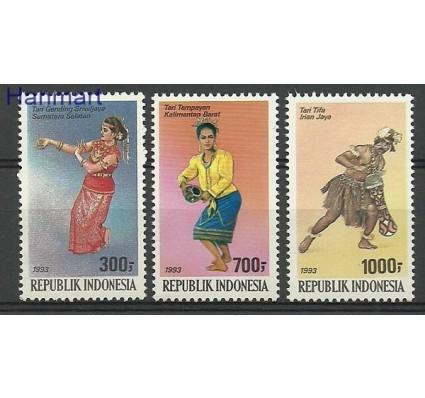 Znaczek Indonezja 1993 Mi 1498-1500 Czyste **