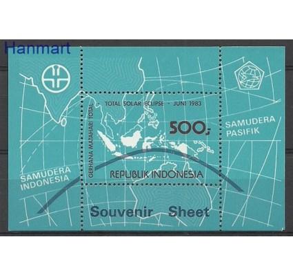 Indonezja 1983 Mi bl 50 Czyste **