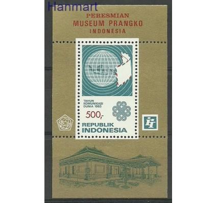 Znaczek Indonezja 1983 Mi bl 51 Czyste **