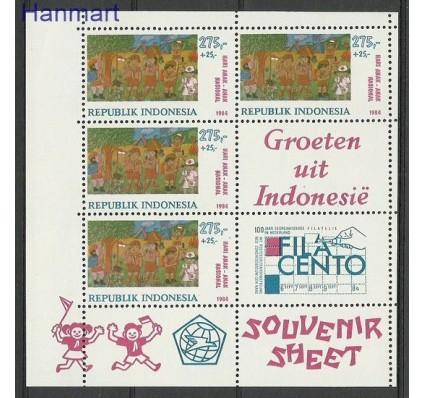 Znaczek Indonezja 1984 Mi bl 55 Czyste **