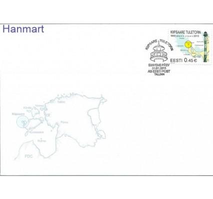 Estonia 2013 Mi 754 FDC