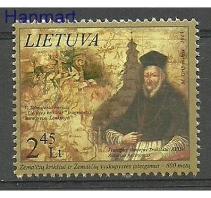 Znaczek Litwa 2013 Mi 1121 Czyste **