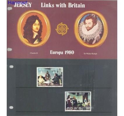 Znaczek Jersey 1980 Mi 219-222 Czyste **