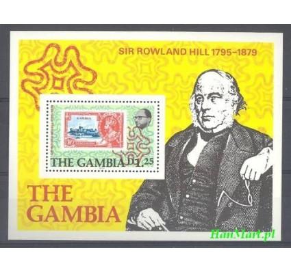 Znaczek Gambia 1979 Mi bl 4 Czyste **