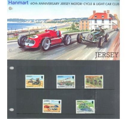 Znaczek Jersey 1980 Mi 223-227 Czyste **
