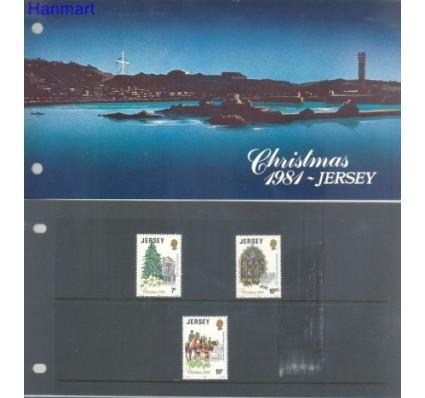 Znaczek Jersey 1981 Mi 270-272 Czyste **