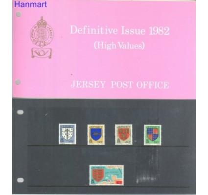 Jersey 1982 Mi 273-277 Czyste **