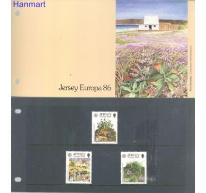 Jersey 1986 Mi 378-380 Czyste **