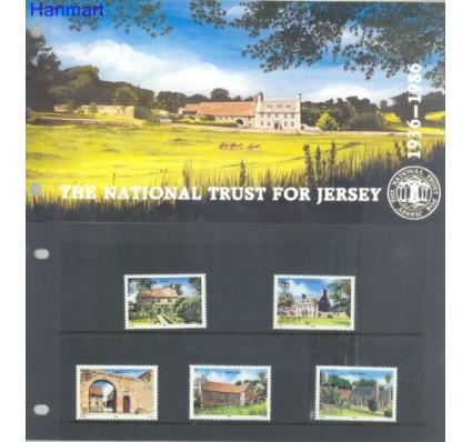 Znaczek Jersey 1986 Mi 381-385 Czyste **