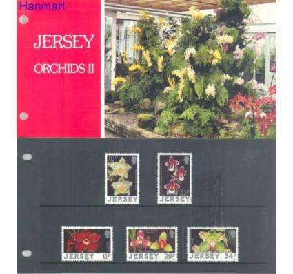 Znaczek Jersey 1988 Mi 425-429 Czyste **