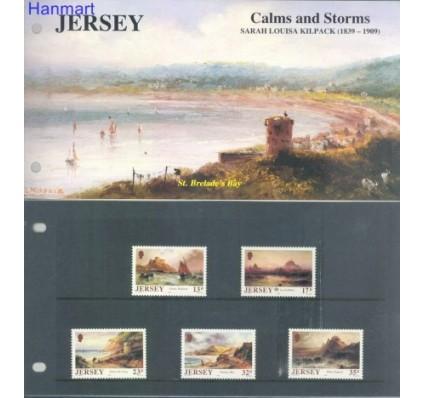 Znaczek Jersey 1989 Mi 496-500 Czyste **