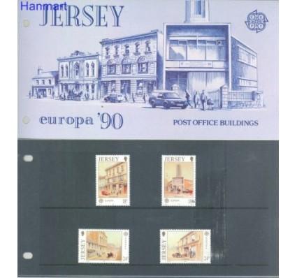 Znaczek Jersey 1990 Mi 508-511 Czyste **