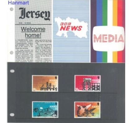 Jersey 1990 Mi 520-523 Czyste **
