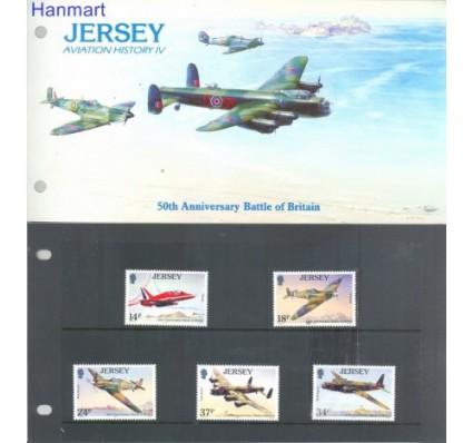 Znaczek Jersey 1990 Mi 524-528 Czyste **
