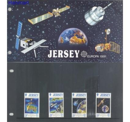 Znaczek Jersey 1991 Mi 539-542 Czyste **