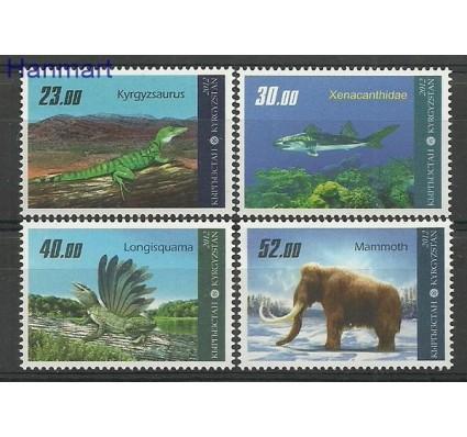 Znaczek Kirgistan 2012 Mi 726-729 Czyste **