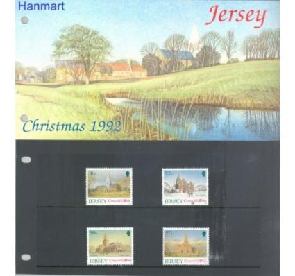 Znaczek Jersey 1992 Mi 591-594 Czyste **