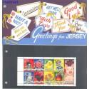 Jersey 1995 Mi 678-686 Czyste **