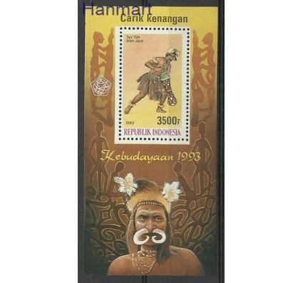Znaczek Indonezja 1993 Mi bl 92 Czyste **