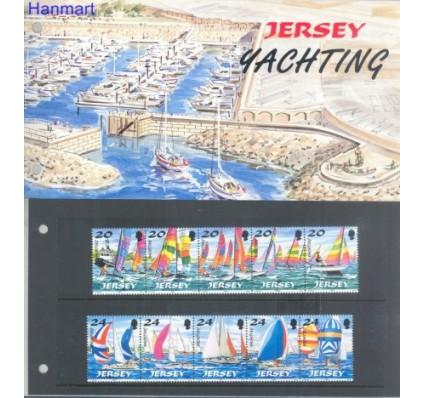 Jersey 1998 Mi 831-840 Czyste **