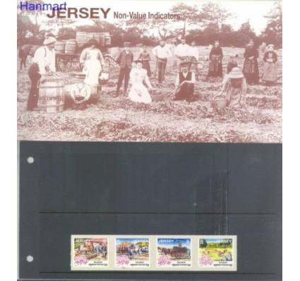 Jersey 1998 Mi 855-858I Czyste **