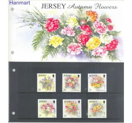 Znaczek Jersey 1998 Mi 859-864 Czyste **