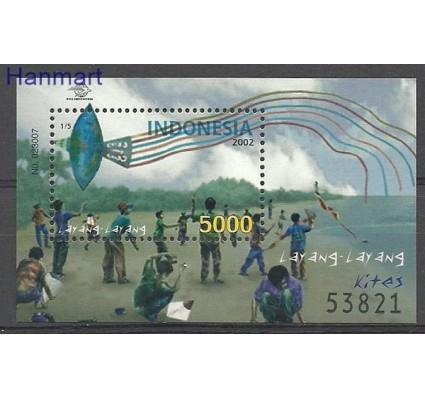Znaczek Indonezja 2002 Mi bl 177 Czyste **