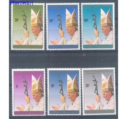 Znaczek Burundi 1990 Mi 1714-1719 Czyste **