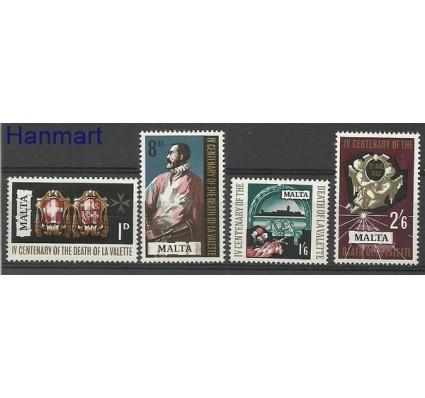 Znaczek Malta 1968 Mi 376-379 Czyste **